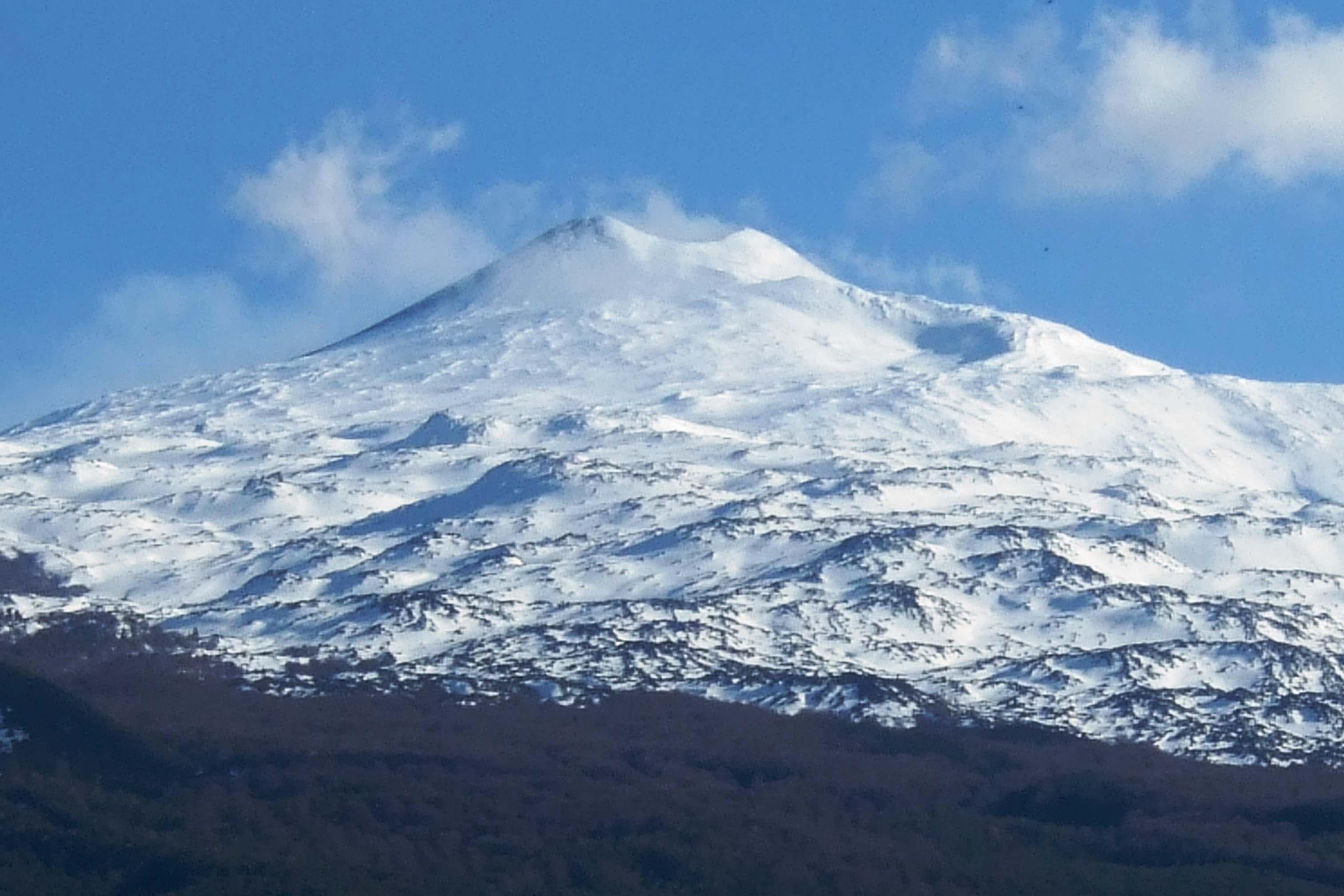 Jártál már az Etna-n?
