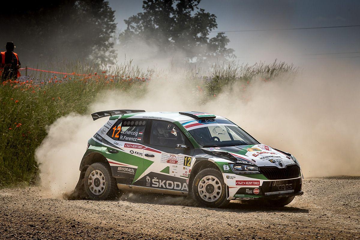 SKODA Rally Team Hungária