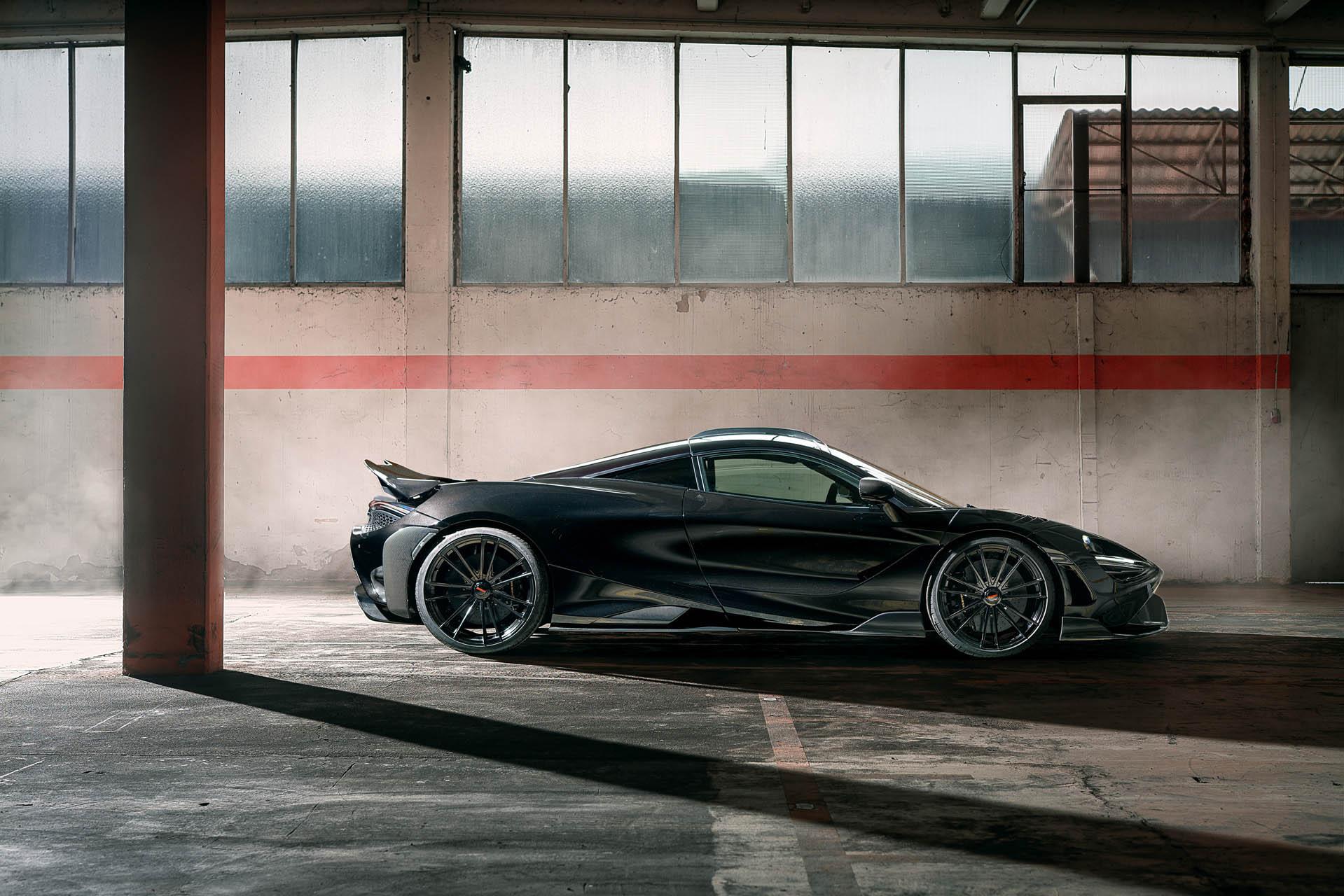 NOVITEC McLaren 765 LT