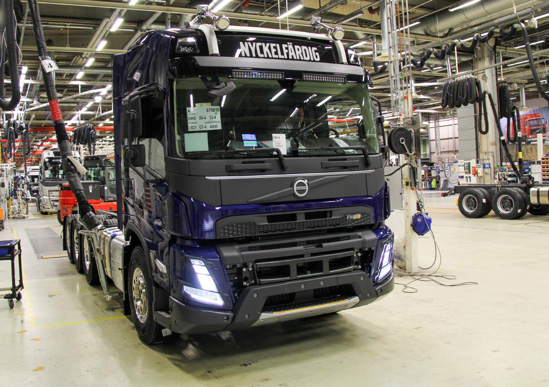 Volvo Trucks 2021