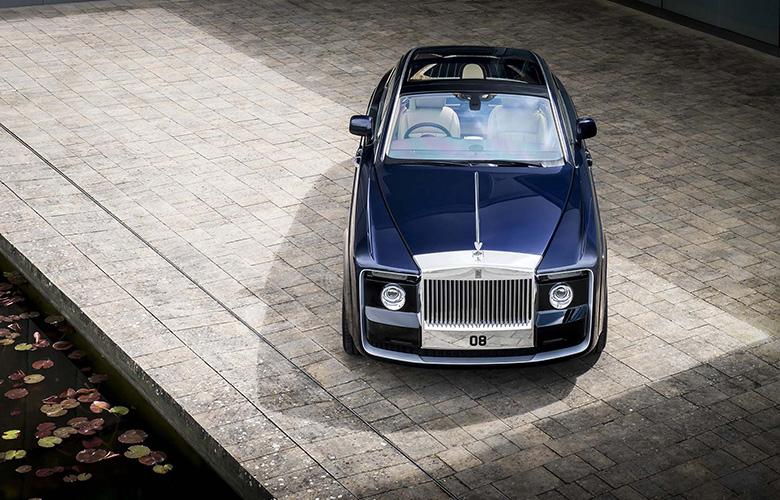 Rolls-Royce 'Sweptail'